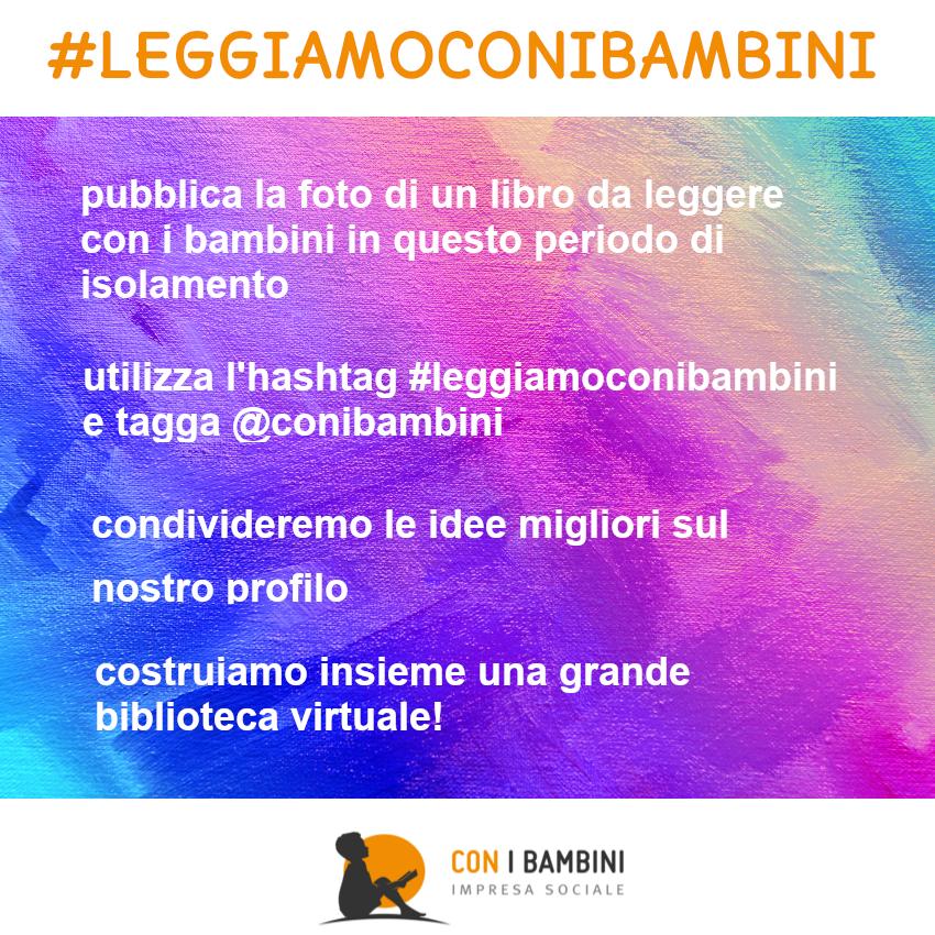 #leggiamoconibambini